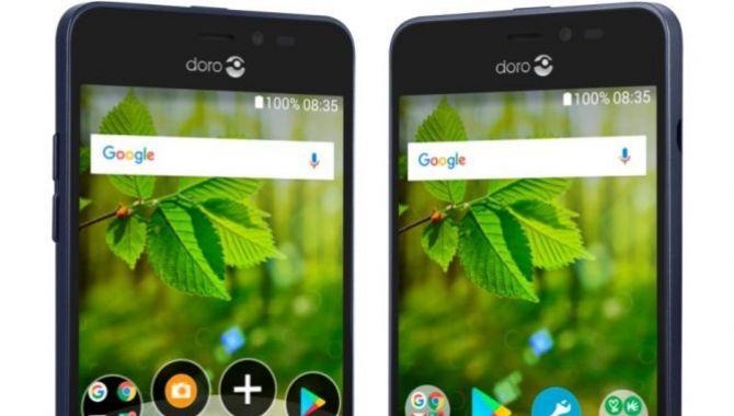 Doro lancerer to nye telefoner til seniorer på MWC 2018