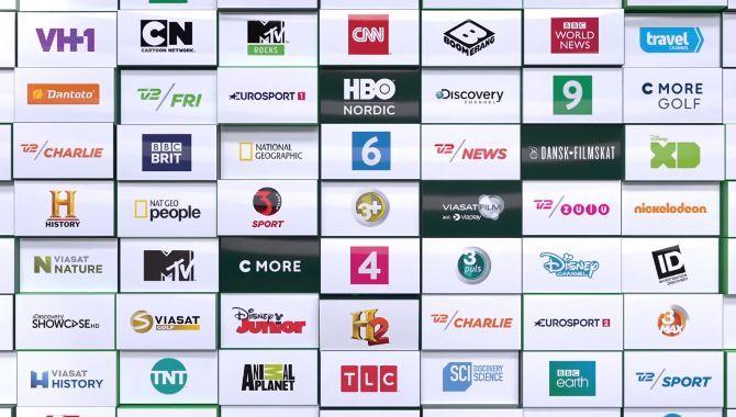 Nu kan YouSee-kunder kombinere tv-kanaler med streamingtjenester