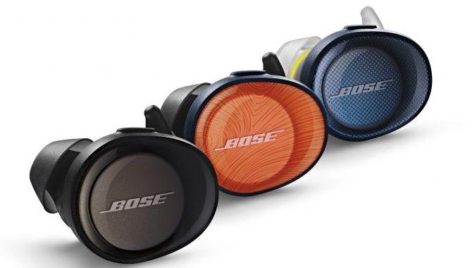 SoundSport Free – trådløse sports hovedtelefoner fra Bose