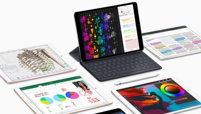Apple solgte flere tablets i 2017 end Samsung og Amazon