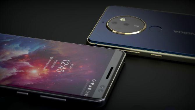 Koncept: Sådan kan Nokia 10 med roterende bagkamera se ud