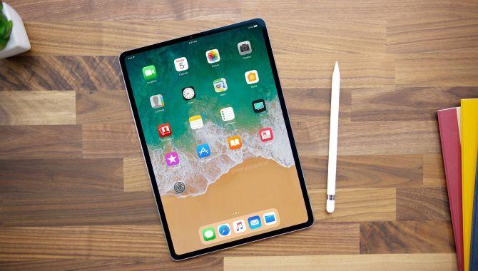 iOS 11.3 giver hint om ny iPad Pro med iPhone X-design