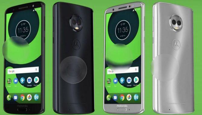 Motorola på vej med 3 stærke, billige mobiler