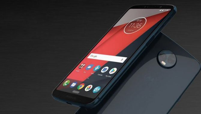 Moto Z3 læk: Her Motorolas næste flagskibstelefon