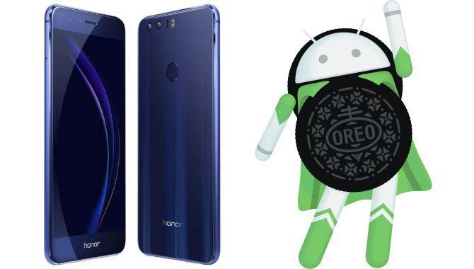 Huawei løber fra løfte: Honor 8 får alligevel ikke Oreo