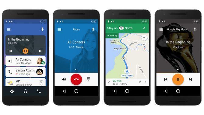 Sådan får du Android Auto til din bil [TIP]