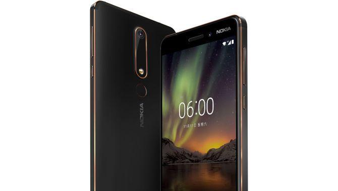 HMD Global lancerer Nokia 6 i ny 2018-udgave