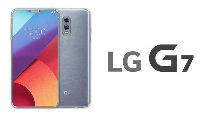 Avis: LG G7 afsløres midt i marts måned