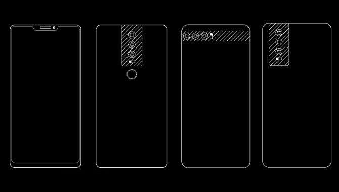 Rygte: Huawei P20 kommer med hele tre bagkameraer