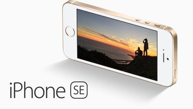 Nyt rygte: Ny iPhone SE kommer i år