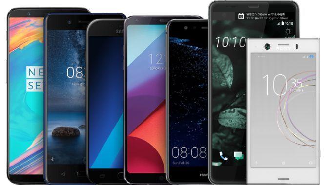 Mobilsiden kårer: Årets mobil i mellemklassen 2017