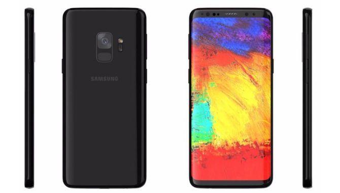 Nye billeder viser Samsung Galaxy S9 frem
