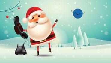Her er telefonnummeret til Julemanden [TIP]