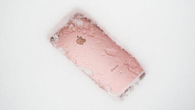 Har din smartphone problemer med vinterkulden? [AFSTEMNING]