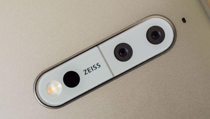 Skjult feature i Nokia-kameraapp: Tele og vidvinkel