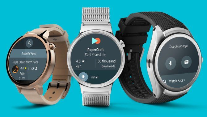 Disse smartwatches får Android Wear Oreo
