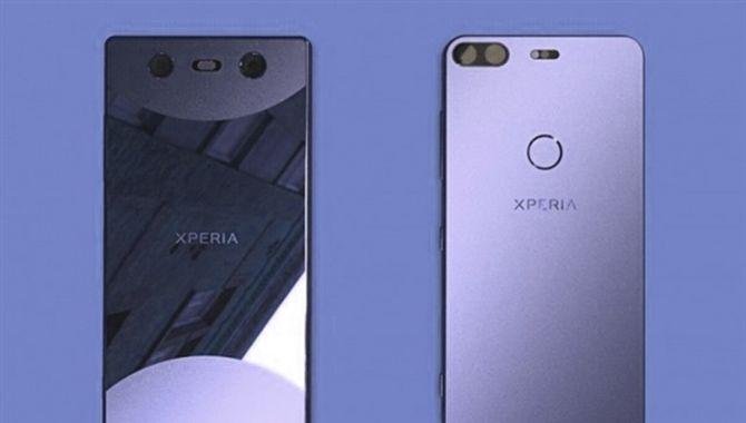 Første fotos af Sonys fuldskærmstelefoner er ude