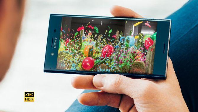 Sony på vej med to topmodeller med 4K-skærme
