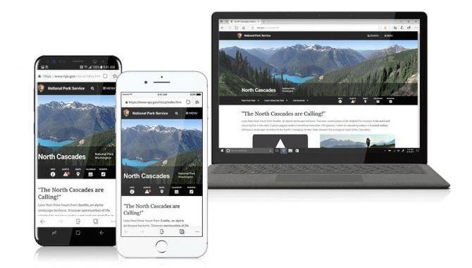 Microsoft Edge officielt klar til Android og iOS