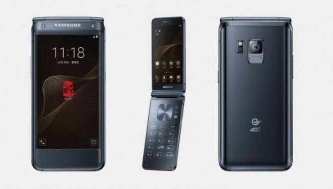 Video: Her er Samsungs kommende klapsmartphone