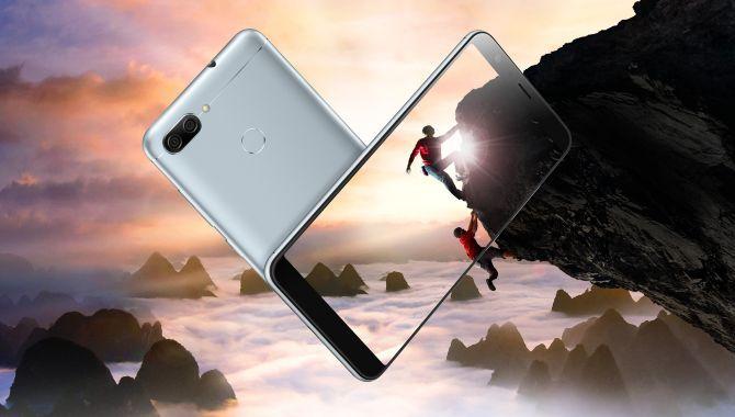 ASUS afslører første ZenFone-mobil med 18:9-skærm