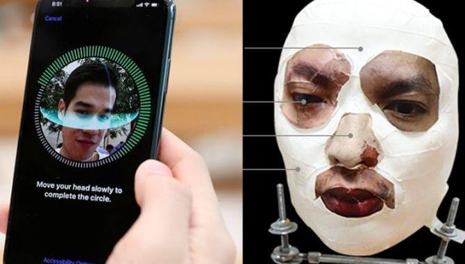 Video: Se Apple Face-ID blive hacket