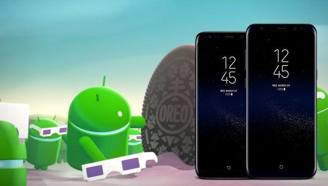 Galleri: Sådan ser Samsungs udgave af Android 8.0 Oreo ud