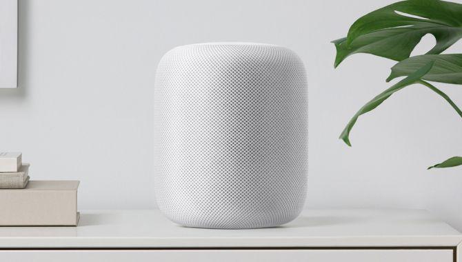 Apple HomePod forsinket til starten af næste år