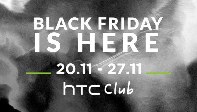 Her er alle Black Friday-tilbud fra HTC