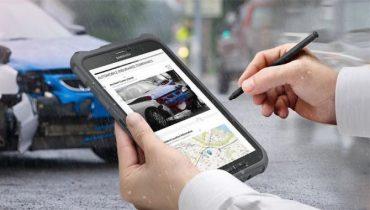 Samsung Tab Active2 tablet tåler tæsk