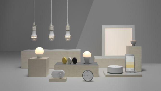 Nu virker IKEA Trådfri med Siri og Amazon Alexa