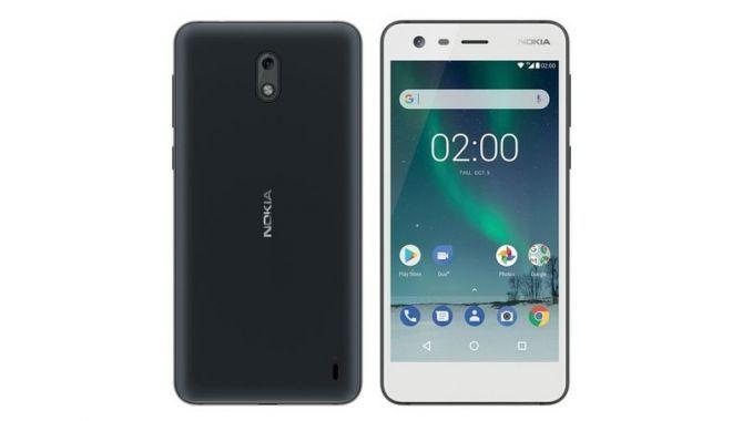 Nokia 2: begyndermobil med 2 dages driftstid