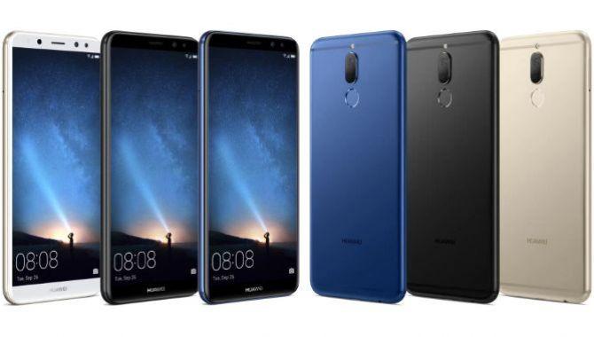 Huawei Mate 10 Lite forsalg starter i dag