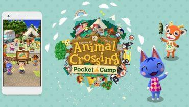 Nintendo lancerer nyt spil: Animal Crossing: Pocket Camp