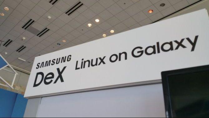 Ny Samsung DeX feature: får fuld Linux-desktop