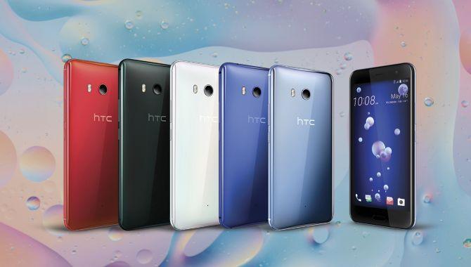 HTC afslører nyt flagskib, U11 Plus, næste måned