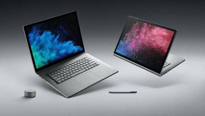 Microsoft Surface Book 2: større og op til 5x hurtigere