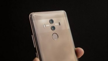 Huawei Mate 10 Pro – topmobil med kunstig intelligens
