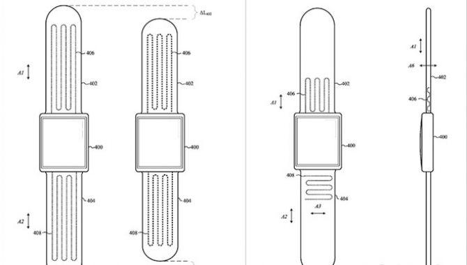 Nyt Apple-patent: Den selvjusterende urrem