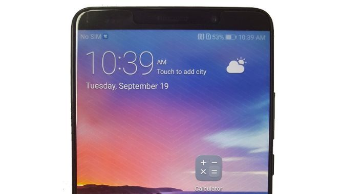 Huawei Mate 10 specifikationer lækket