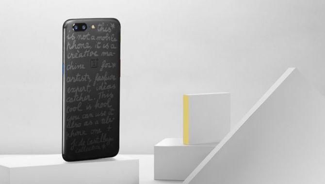Konkurrence – Vind en special edition af OnePlus 5