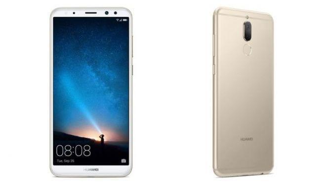 Nu er Huawei ude med fire kameraer i en smartphone