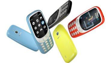 HMD Global lancerer ny Nokia 3310 med 3G