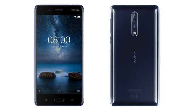 Nokia 8 i power-udgave kommer snart til DK