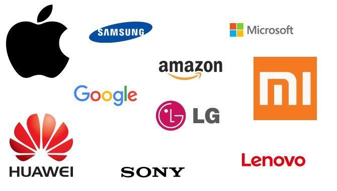 Brands: Microsoft overhaler Coca-Cola mens Apple dominerer
