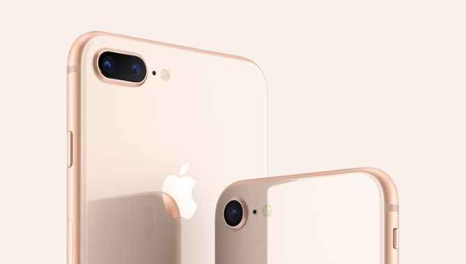 Første torturtest af iPhone 8 [VIDEO]