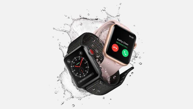 Apple Watch Series 3 har store problemer med 4G-dækningen