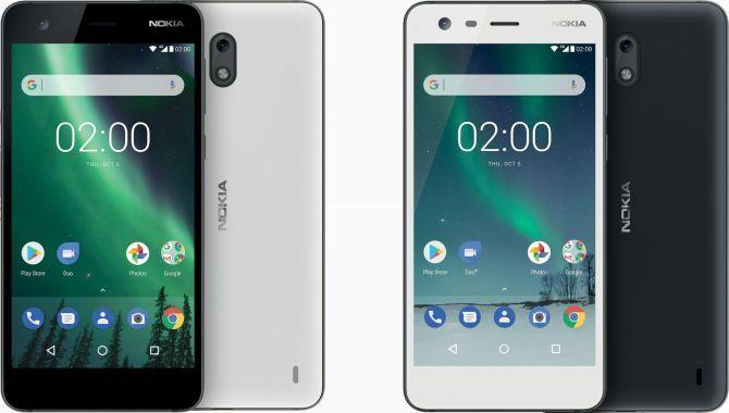 Nokia 2 på vej: Her er de første billeder