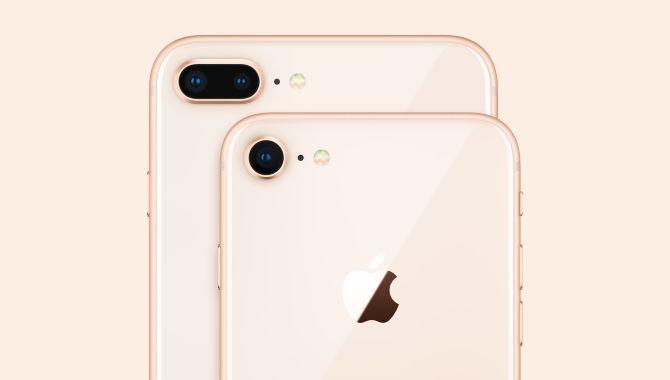 iPhone 8 har mindre batteri men understøtter nu hurtig