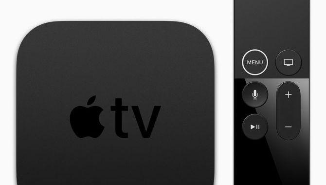 Her er Apple TV 4K med HDR